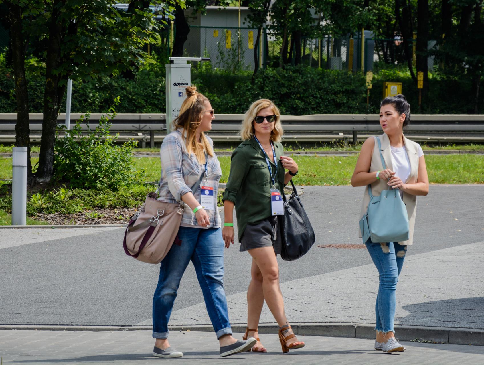 Seebloggers Gdynia lipiec 2016