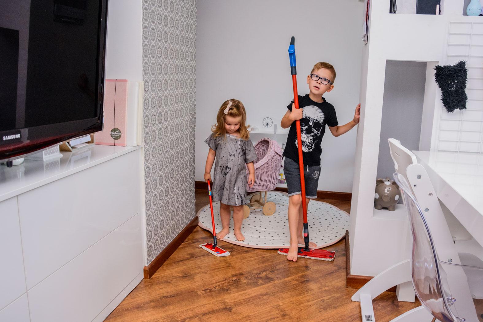 domowe obowiązki dzieci
