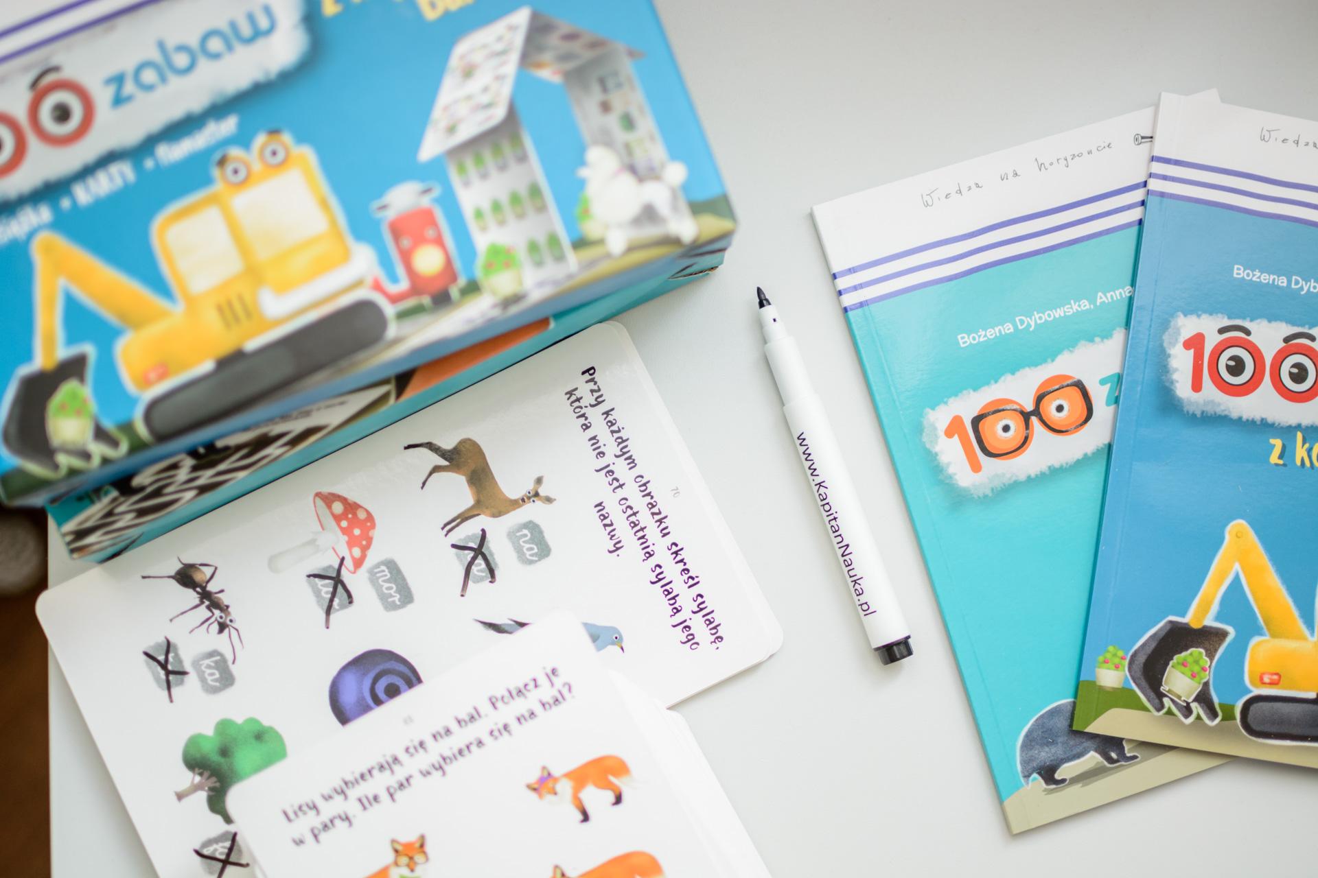 ćwiczenia dla sześciolatków - pomagamy dziecku w nauce