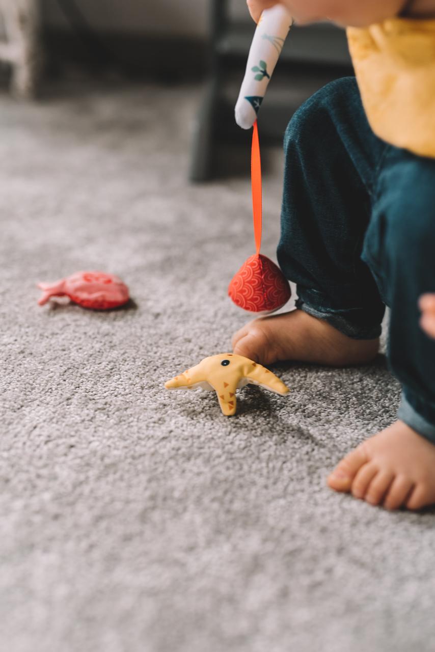 Lilliputiens, zabawki, na zajączka