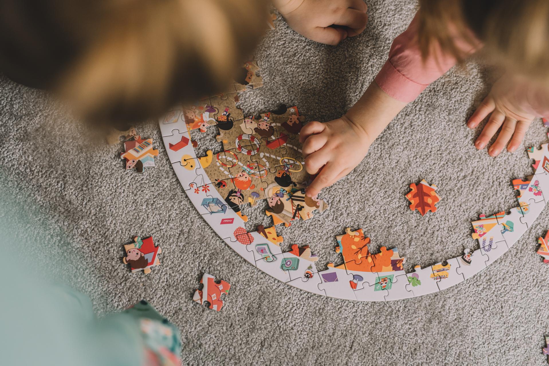 Janod, zabawki, na zajączka, zestawy kreatywne