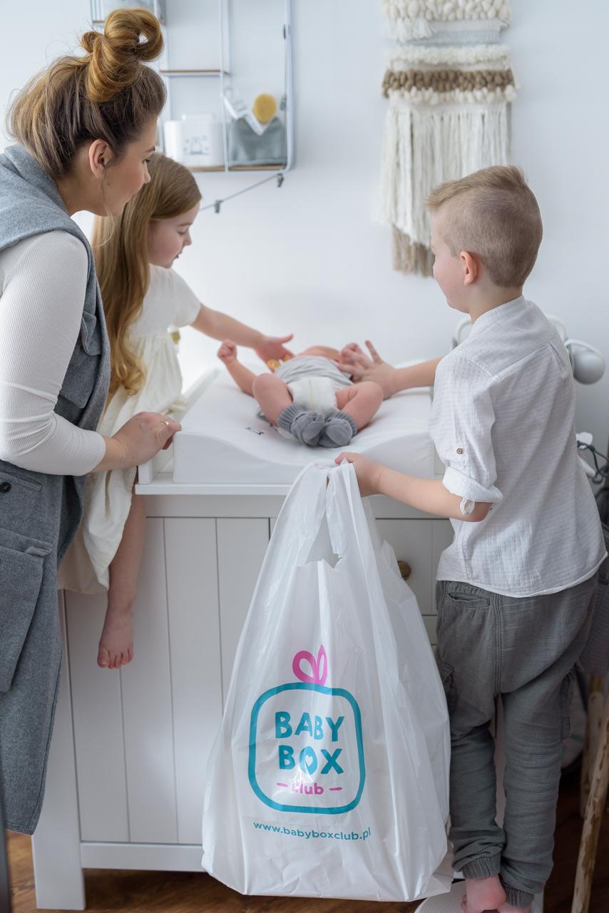 baby box club, domowa organizacja