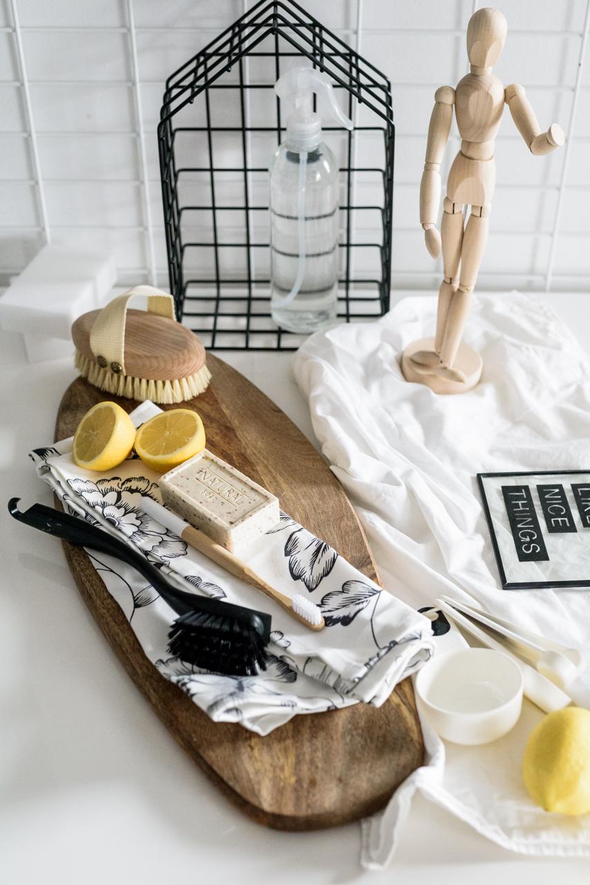 naturalne środki czystości, ekosprzątanie