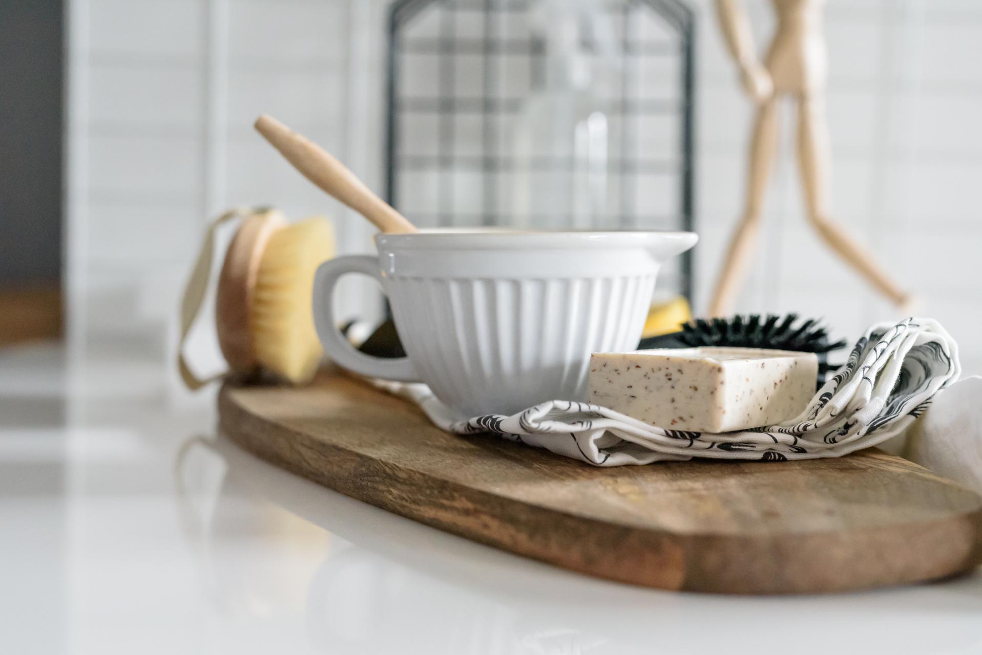 domowe mleczko do czyszczenia, ekosprzątanie