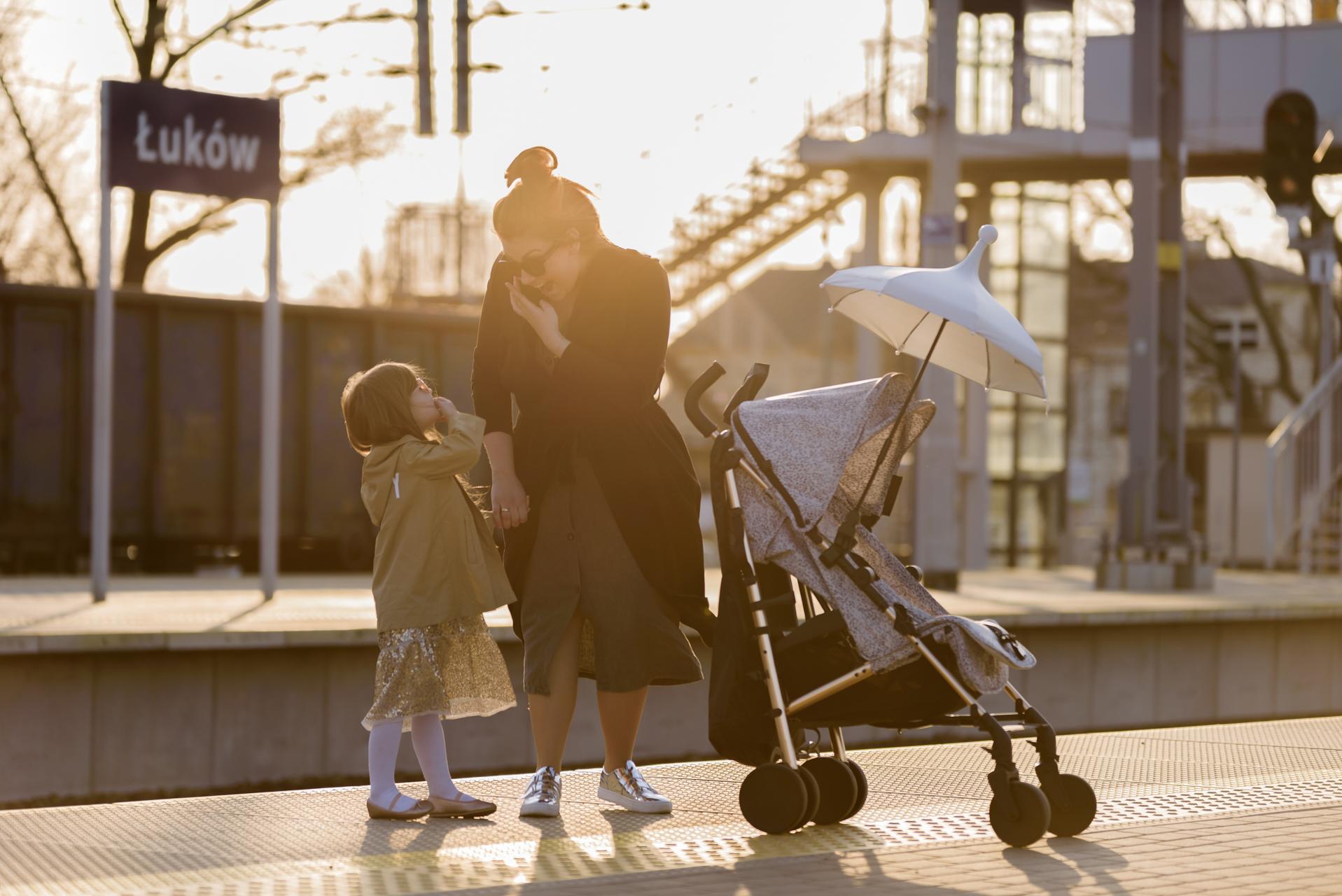 mama i córka, Stockholm Stroller 3.0 Elodie Details