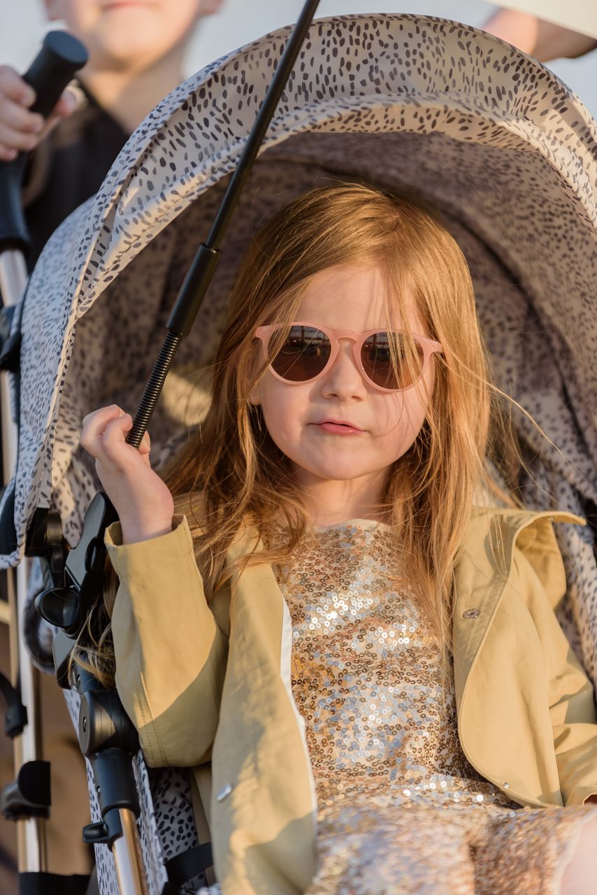 okulary dla dziecka, Stockholm Stroller 3.0 Elodie Details
