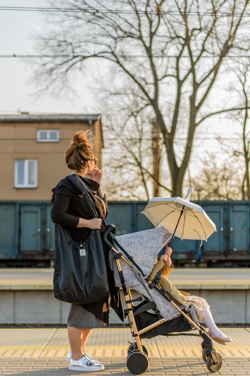 wygodny wózek, Stockholm Stroller 3.0 Elodie Details