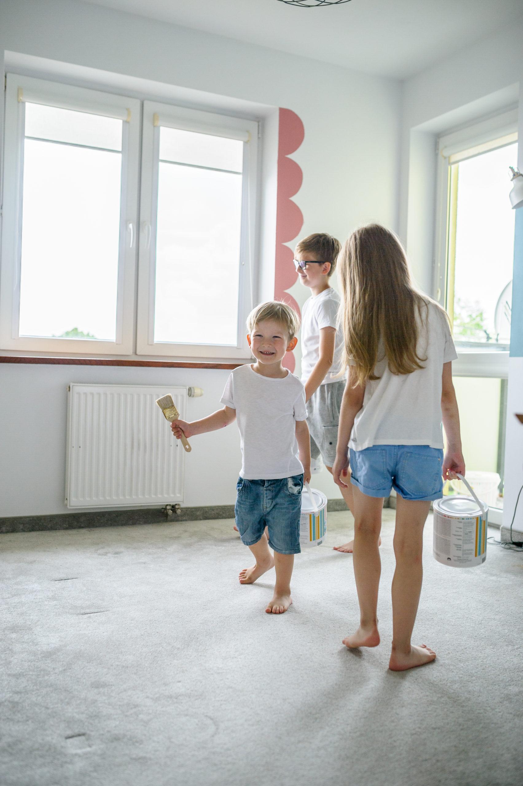 remont dziecięcego pokoju