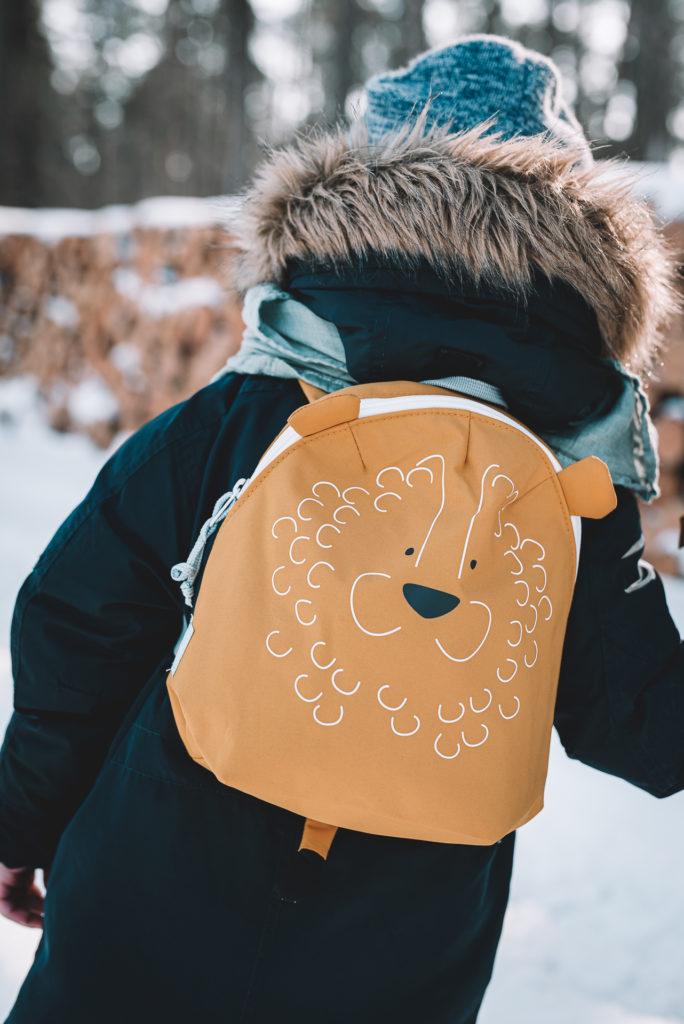 Plecak mini About Friends Lew, Lassig