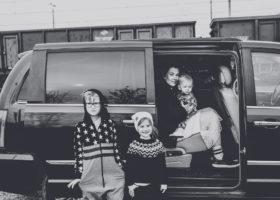 Jaki samochód dla 5 osobowej rodziny?