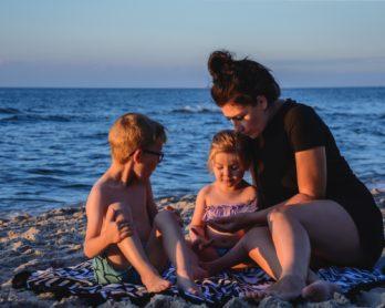 Po wakacjach z dziećmi należy mi się 3 dni wolnego!