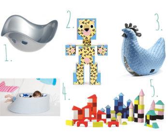 Sprawdzone zabawki dla dwulatki