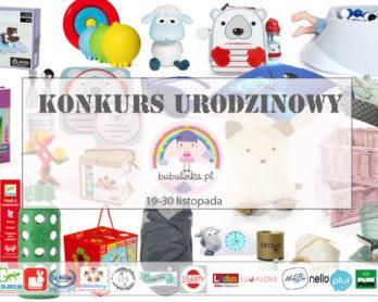 Urodzinowy konkurs bubulinka.pl