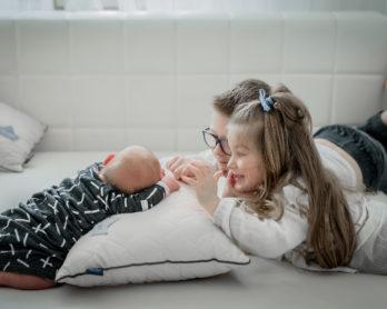 Jak urodziłam 3 miesięczne dziecko